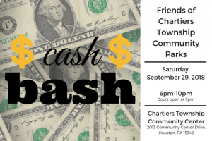 Cash Bash post card