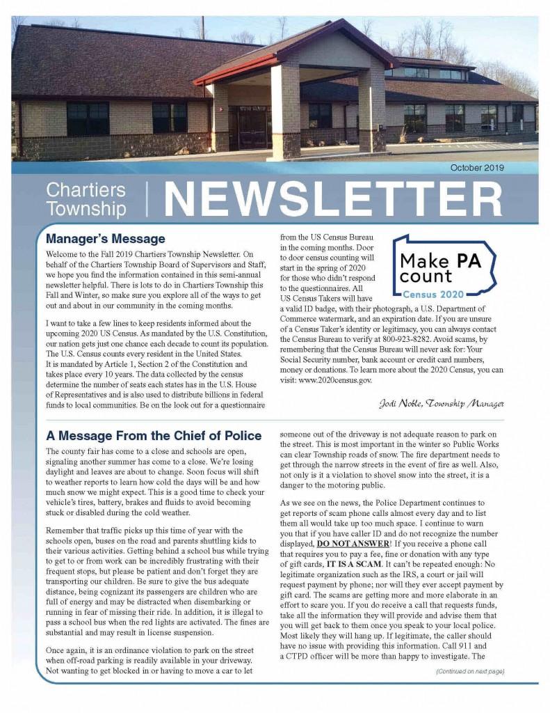 ChartiersTwpNewsletter-Sept2019