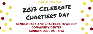 Celebrate Chartiers Graphic 2017
